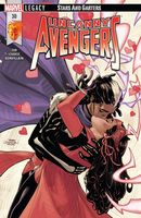 Uncanny Avengers #30 - (Stars and Garters)